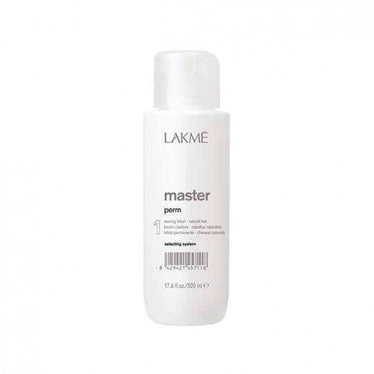 "Perm lotion Master ""1"" - 500 ml"