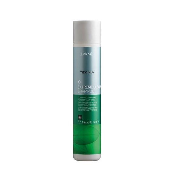 Šampon za dubinsko pranje kose Teknia Extreme Cleanse - 100 ml