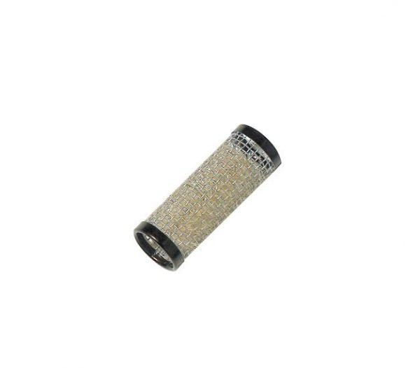 Vikler - metalni - čičak - smeđi - 24 mm