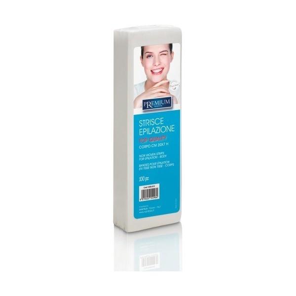 Papir za depilaciju u trakicama Premium 100 kom - Top Quality