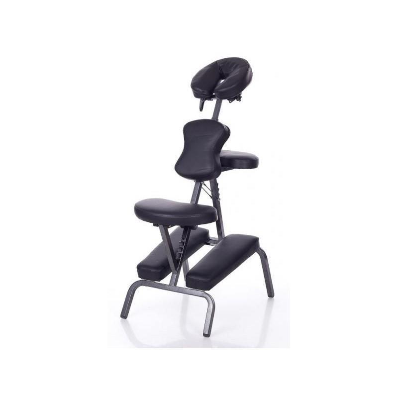 Stolac za masažu Relax - Crni