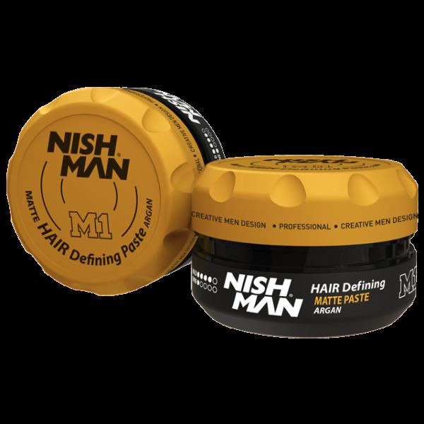 Vosak za kosu Matt pasta NISHMAN 100 ml