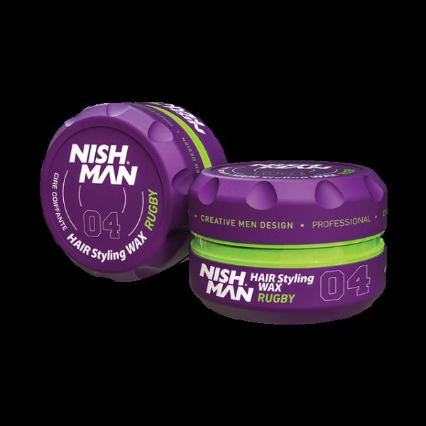 Vosak za kosu NISHMAN -Rugby 150 ml