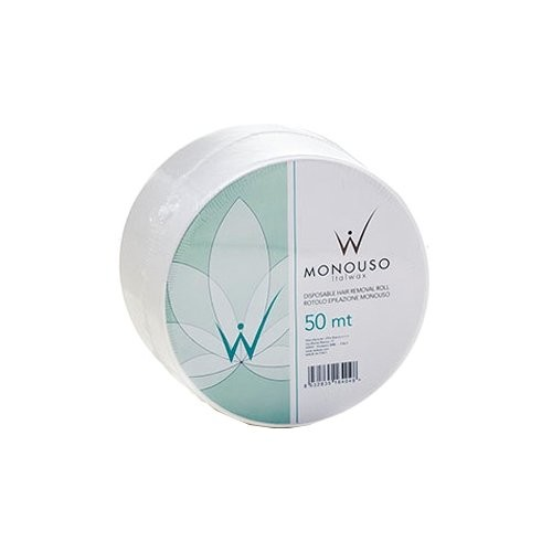 Papir za depilaciju ItalWax Rolna 50 m - Bijeli