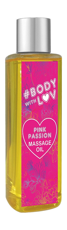 Ulje za masažu NEW ANNA - Pink Passion 200ml