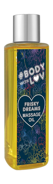 Ulje za masažu NEW ANNA - Frisky Dreams 200 ml