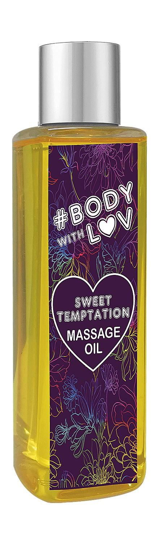 Ulje za masažu NEW ANNA - SWEET TEMTATION 200 ml