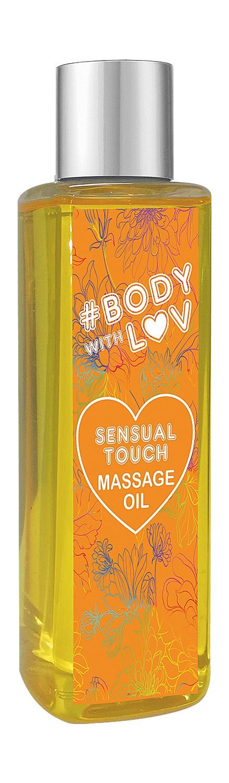 Ulje za masažu NEW ANNA - SENSUAL TOUCH 200 ml