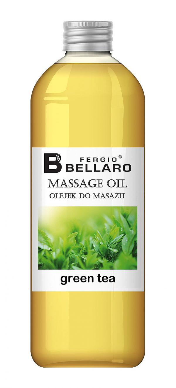 Ulje za masažu NEW ANNA - Zeleni čaj 1000 ml