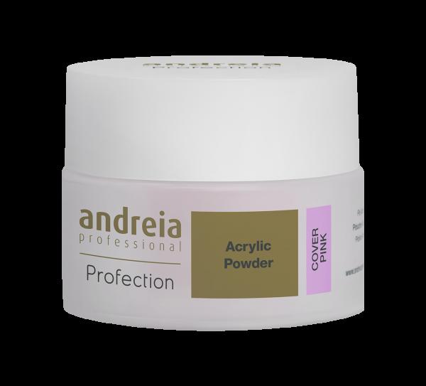 Akril prah za nadogradnju ANDREIA - Cover Pink 35 g