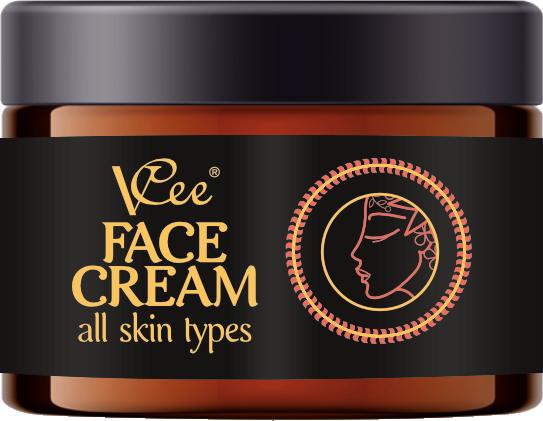 Krema za lice za sve tipove kože VCee 50 ml