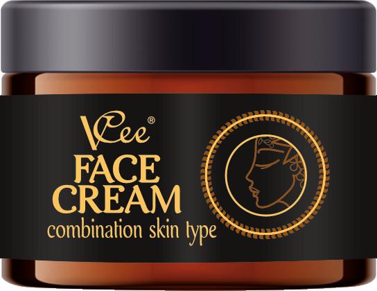 Krema za lice za za duboku regeneraciju i hidrataciju kože VCee 50 ml