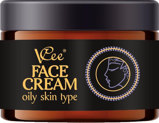Krema za lice za masnu kožu VCee 50 ml
