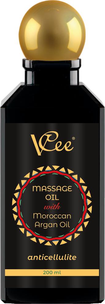 Ulje za masažu protiv celulita VCee 200 ml