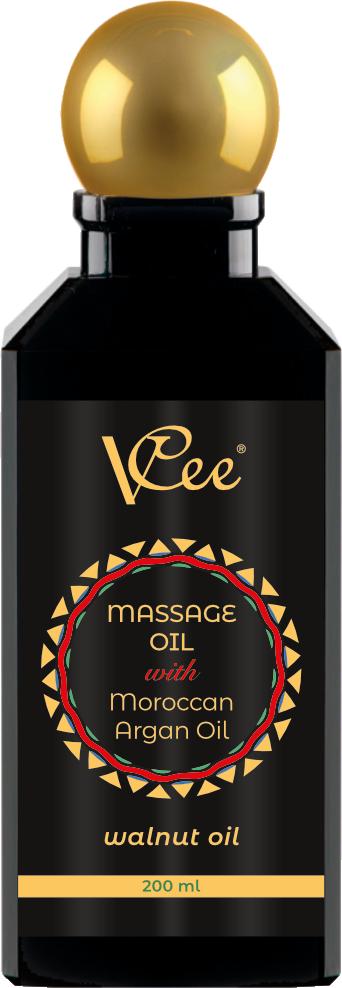 Ulje za masažu ulje oraha VCee 200 ml