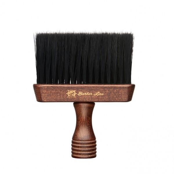 Barber Line pajalica za vrat drvena