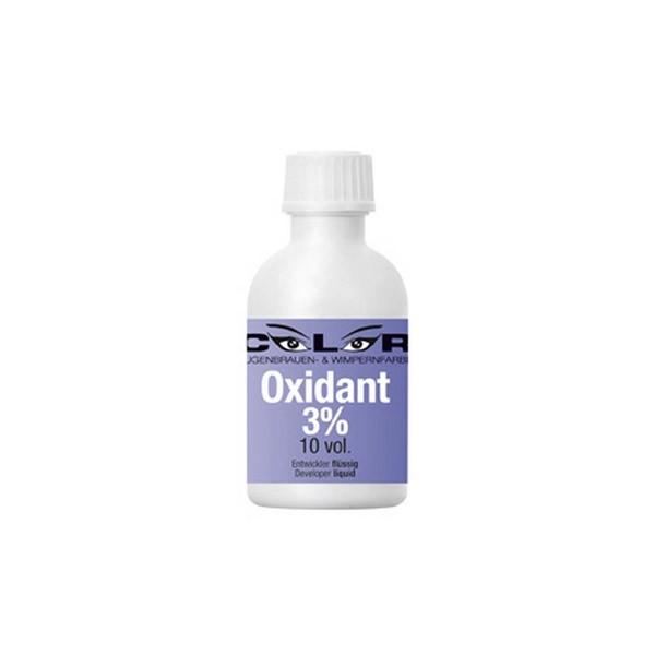 Razvijač boje za obrve Comair Color 3% - 50 ml