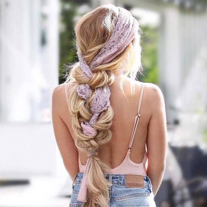 Jednostavne ljetne frizure
